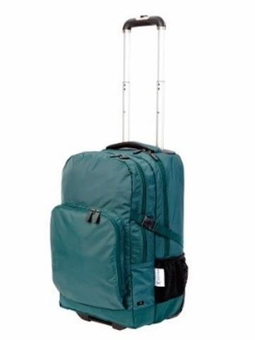 Green Trolley Bag